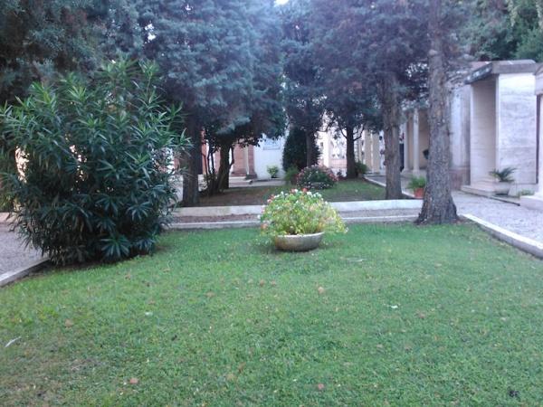 cura del verde cimitero Pedaso